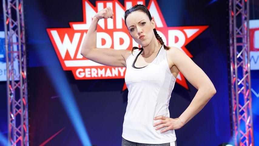 "Jasmin Wagner bei ""Ninja Warrior Germany"""