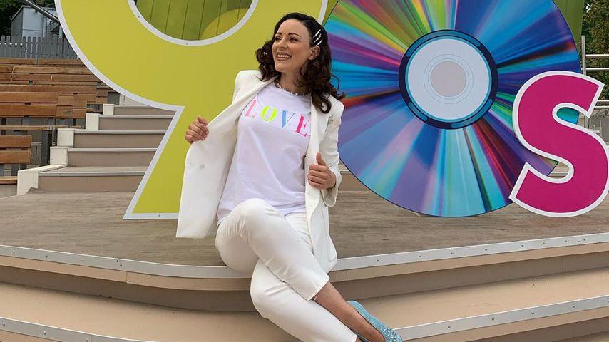 Jasmin Wagner im Jahr 2020