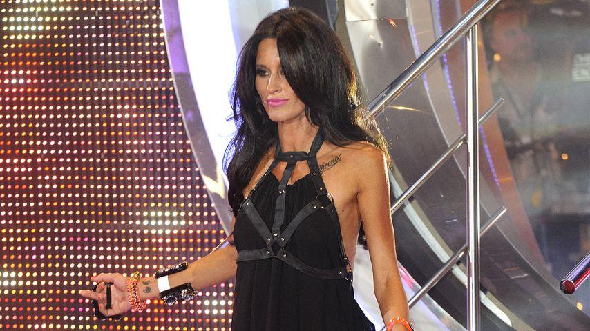 "Jasmine Lennard bei ""Celebrity Big Brother"" 2012"