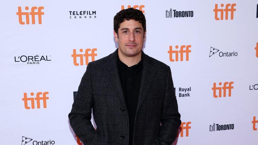 Jason Biggs in Toronto
