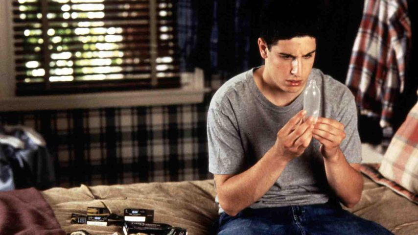 "Jason Biggs als Jim Levenstein bei ""American Pie"""