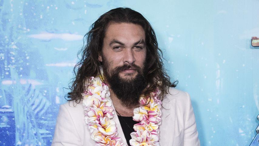 """Jason Momoa bei der """"Aquaman""""-Premiere 2018 in Sydney"""