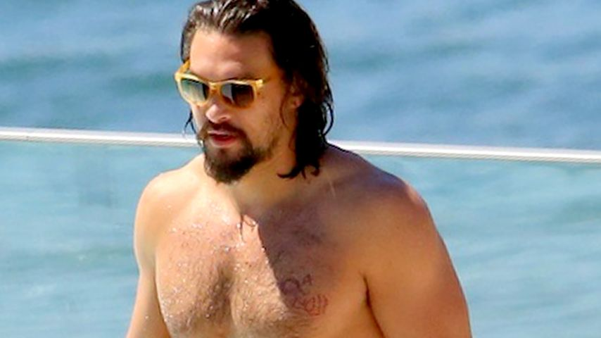 Hier zeigt GoT-Jason Momoa seine top Aquaman-Figur