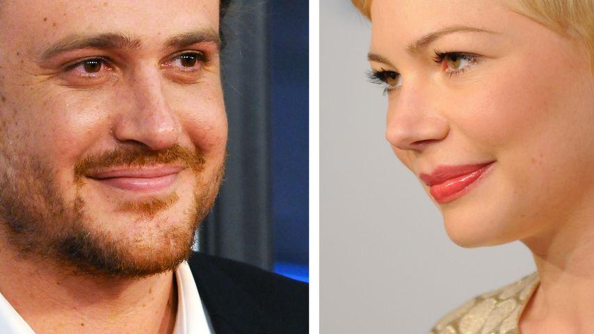 Sind Jason Segel und Michelle Williams verlobt?