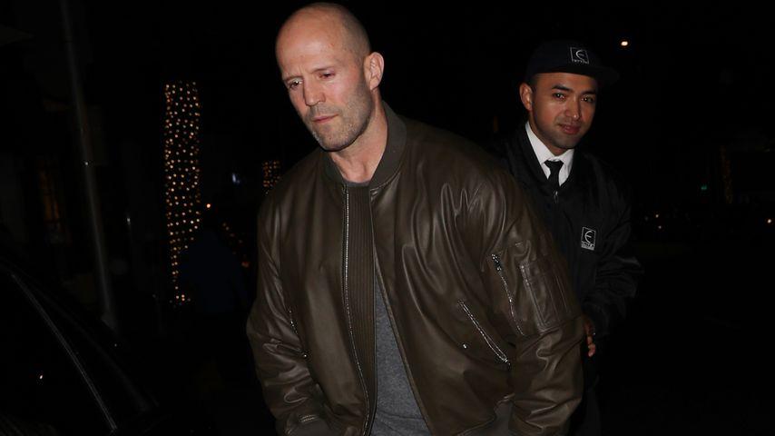 Jason Statham in Beverly Hills, März 2020