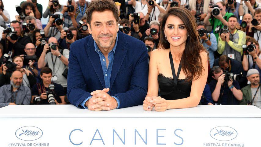 Javier Bardem und Penelope Cruz in Cannes 2018