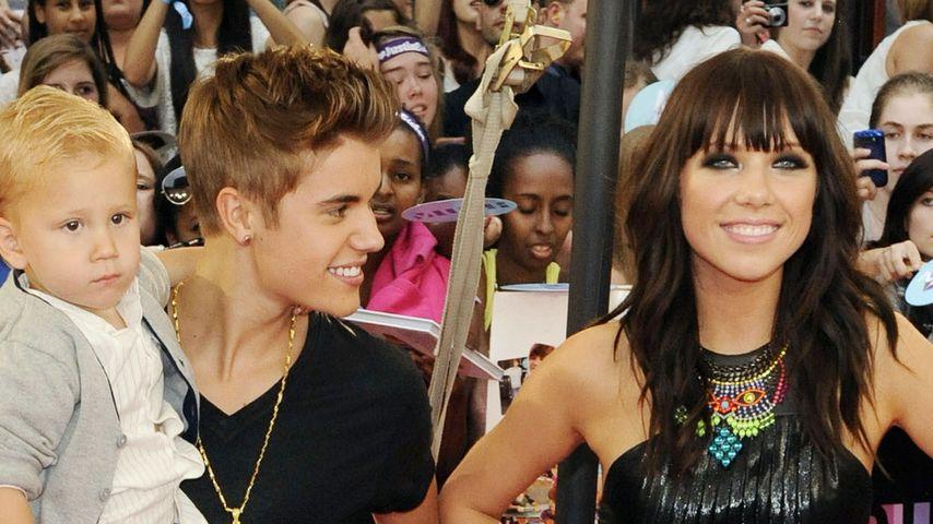 So lernte Carly Rae Jepsen Justin Bieber kennen