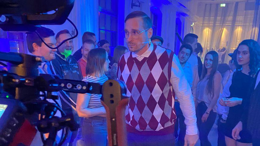 """Jay Sirtl für das Musikvideo von """"Freak"""""""