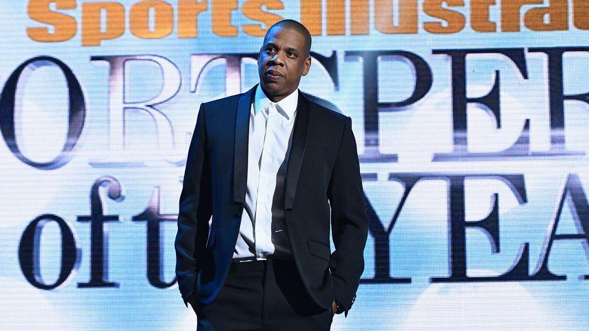 Jay-Z bei einem Event von Sports Illustrated