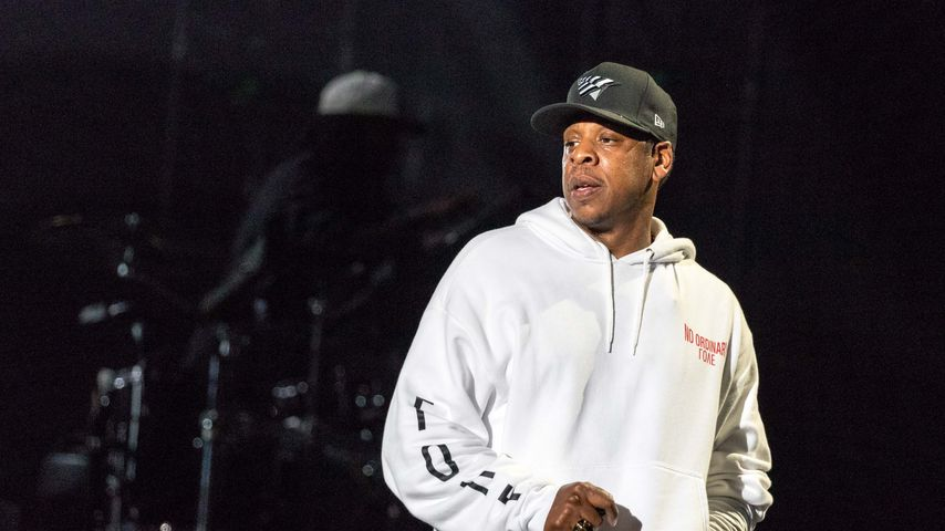 Jay-Z beim Made In America Music Festival