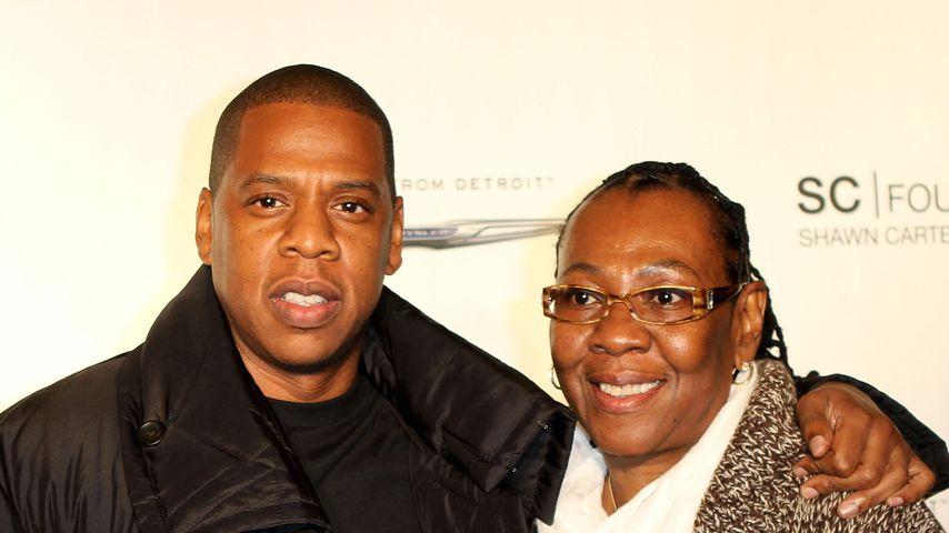 Beim Coming-Out seiner Mutter: Jay-Z brach in Tränen aus!