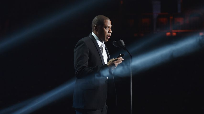 Jay-Z bei der Sports Illustrated of the Year Zeremony 2016 in New York