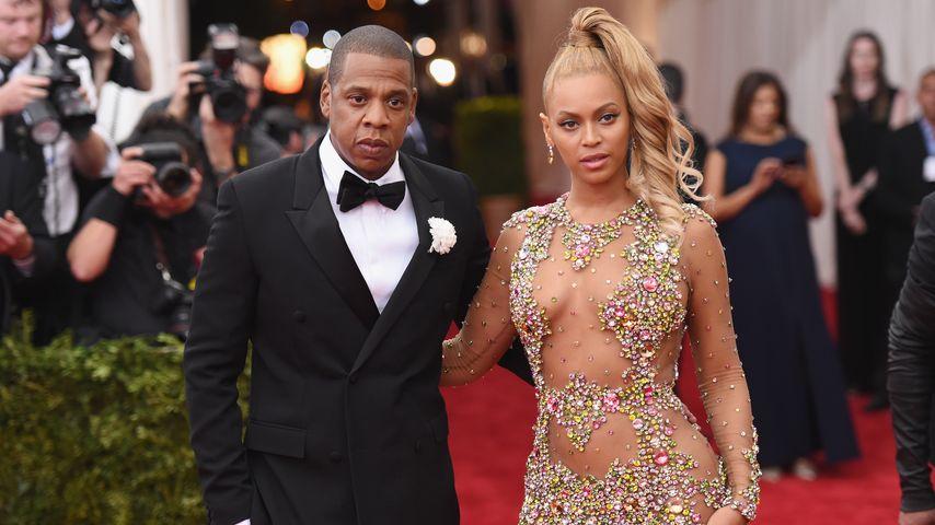 Überraschend normal: Sind das die Namen von Beyoncés Twins?
