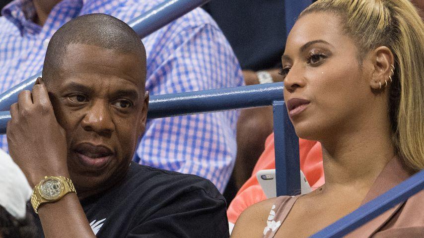 Schwanger-Stress wegen Beyoncé: Jay-Zs Nerven liegen blank!