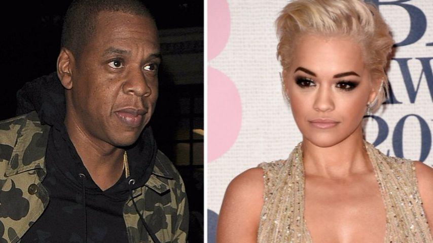 Jetzt schlägt Jay-Z zurück: Rita Ora ebenfalls verklagt!