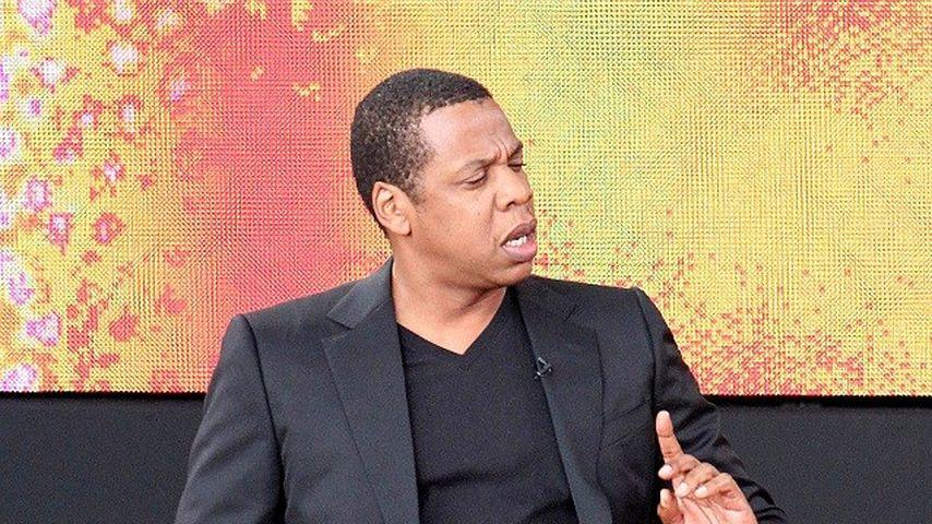 Jay-Z und Oprah Winfrey