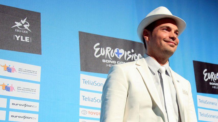 Jazz-Legende Roger Cicero im Mai 2007