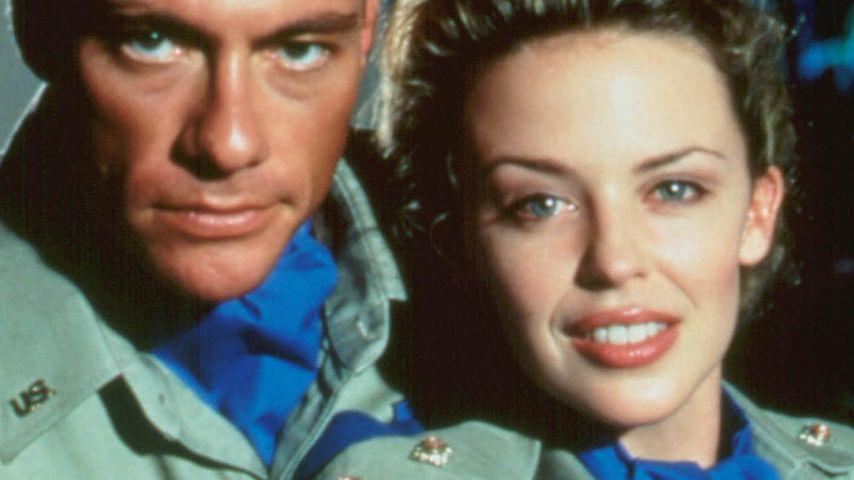 Affäre: Van Damme turtelte einst mit Kylie Minogue