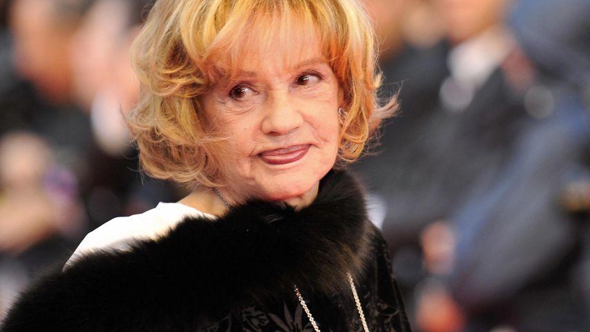 Große Trauer: Französische Filmlegende Jeanne Moreau ist tot