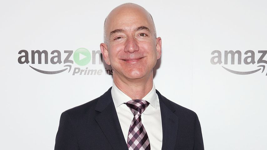 Jeff Bezos, Amazon-Chef