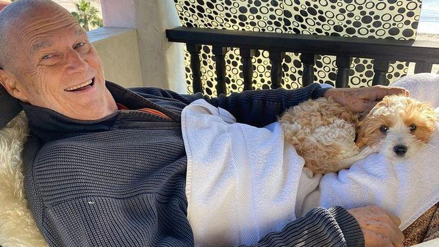 Krebsbehandlung schlägt an: Jeff Bridges' Tumor schrumpft!
