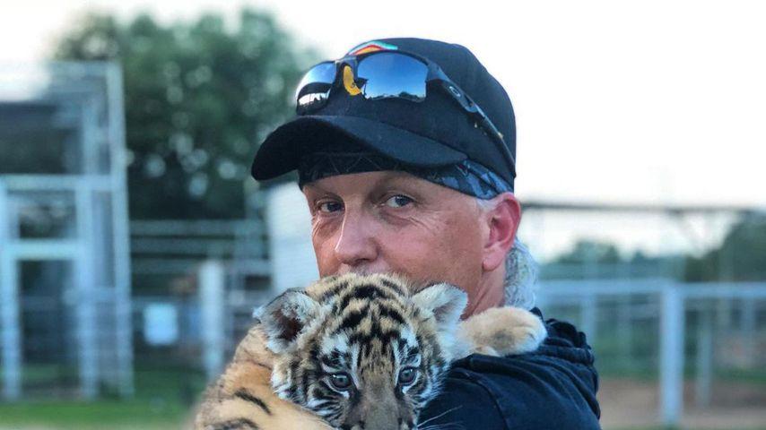 """Schlechte Haltung: """"Tiger King""""-Jeff wurden Tiere abgenommen"""