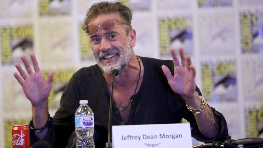 Jeffrey Dean Morgan bei der San Diego Comic Con