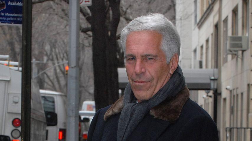 Jeffrey Epstein im März 2011