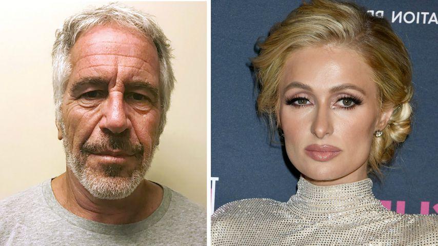 Wäre Paris Hilton fast in Jeffrey Epsteins Fänge geraten?