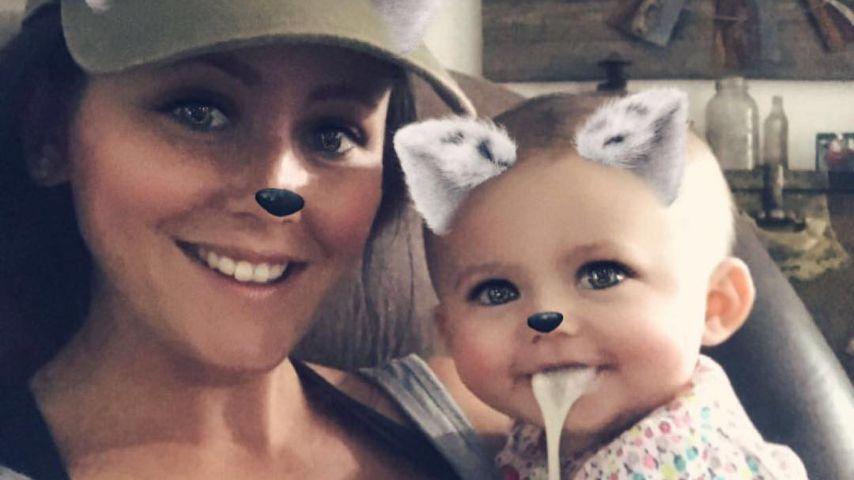 """""""Teen Mom""""-Jenelle: Mit 25 Jahren zum 6. Mal schwanger?"""