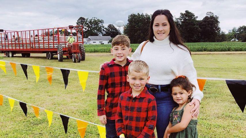Jenelle Evans und ihre Kinder