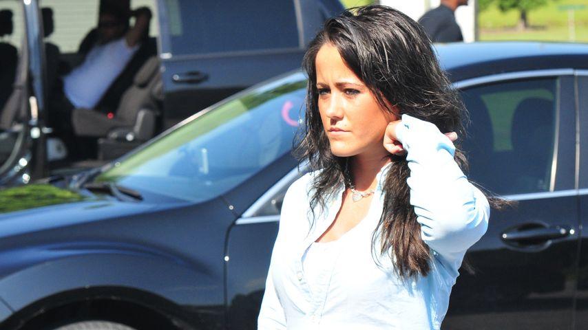 Prügel-Drama: Jenelle Evans kämpft um ihr Baby!