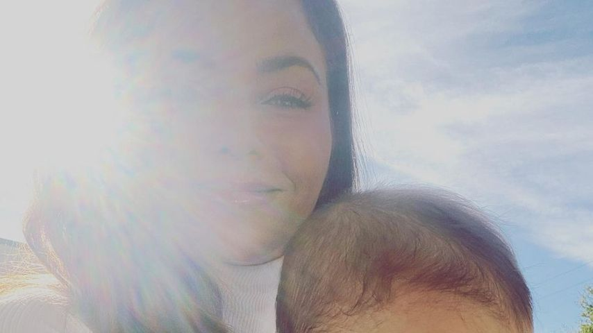 Jenna Dewan mit ihrem Sohn Callum