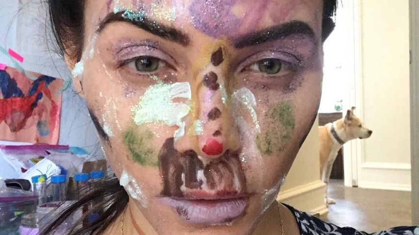 Süß! Jenna Dewan Tatums Tochter (4) schminkt Mama ganz bunt