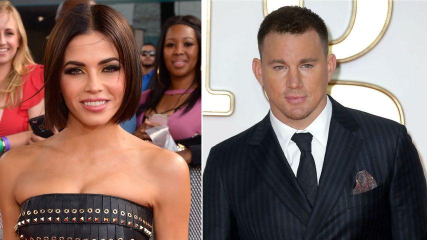 5 Monate nach Trennung: Jenna & Channing Tatum daten wieder