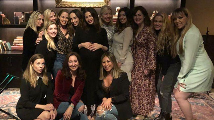 Dinner mit Freundinnen: So feiert Jenna Dewan ihre Verlobung