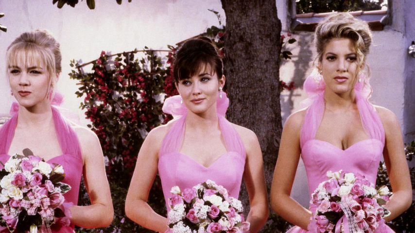 """Jennie Garth, Shannen Doherty und Tori Spelling in """"Beverly Hills, 90210"""""""