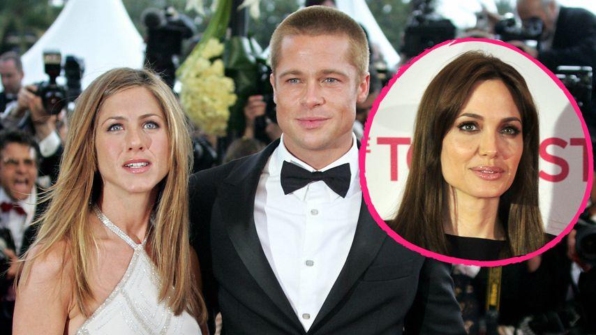 Brad & Jennifer: War Angelina gar kein Trennungsgrund?