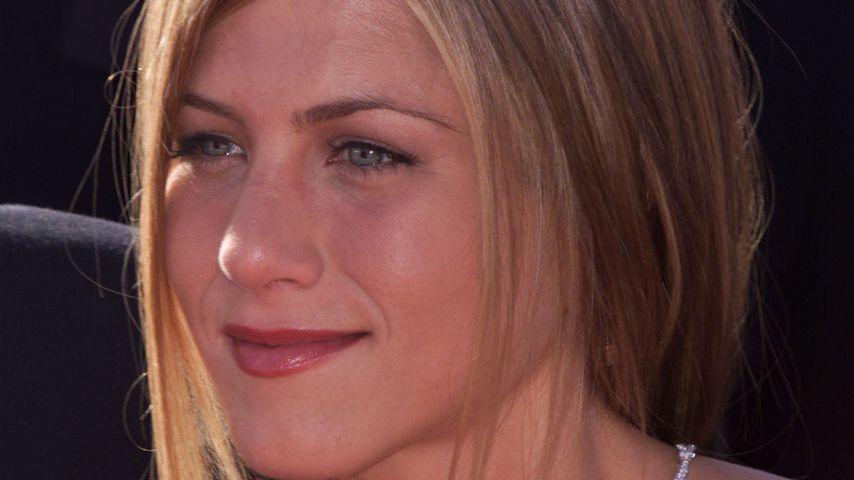 Jennifer Aniston im Alter von 31 Jahren