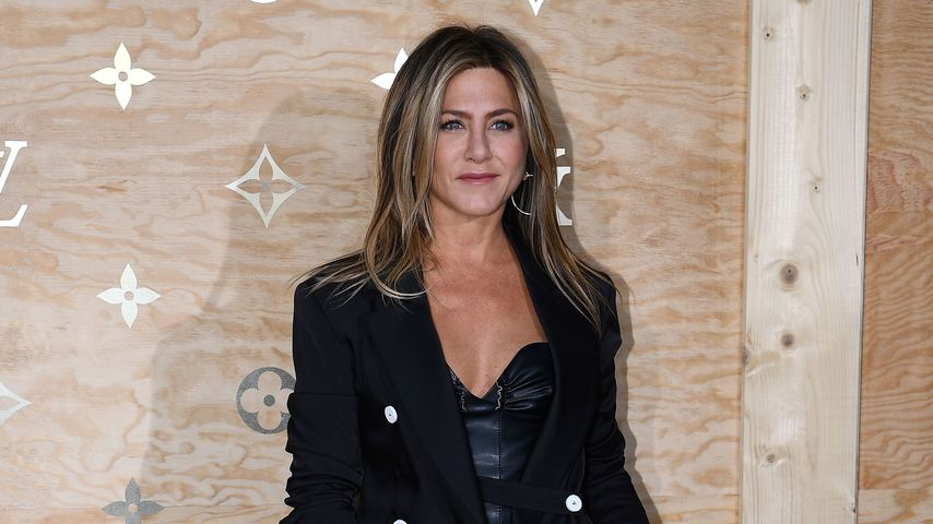Jennifer Aniston: Mit diesen Männern klappte es schon nicht!