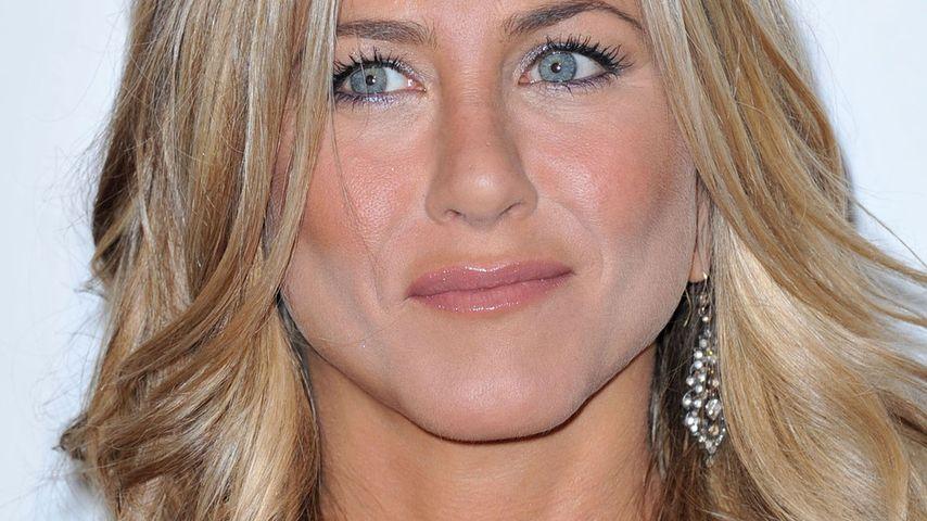 Wie bitte? Jennifer Aniston hasst Mascara!