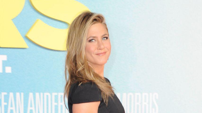So wurde Jennifer Aniston zum Strippen überredet
