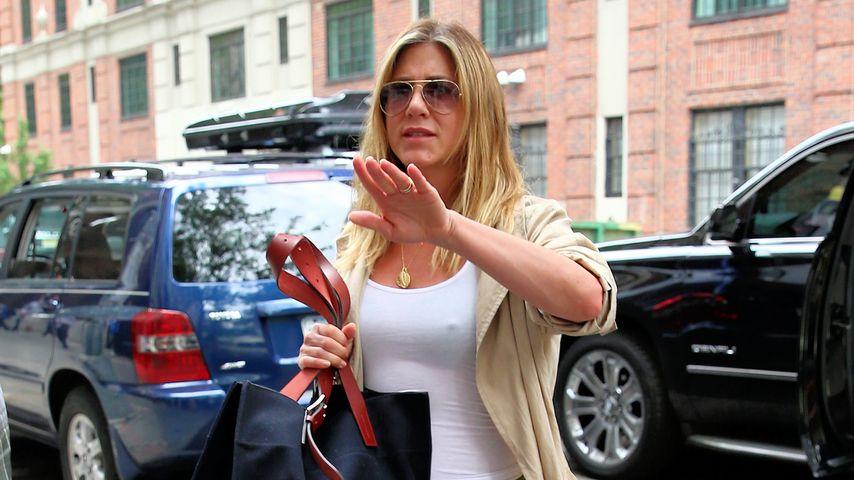 Wegen Brangelina? Jennifer Aniston flüchtet aus Los Angeles