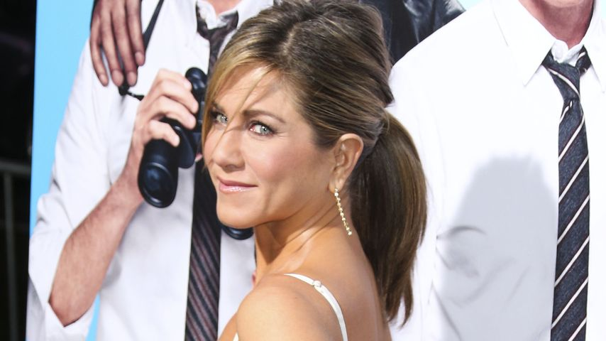 Jennifer Aniston: Style-Inspiration aus Drogerien