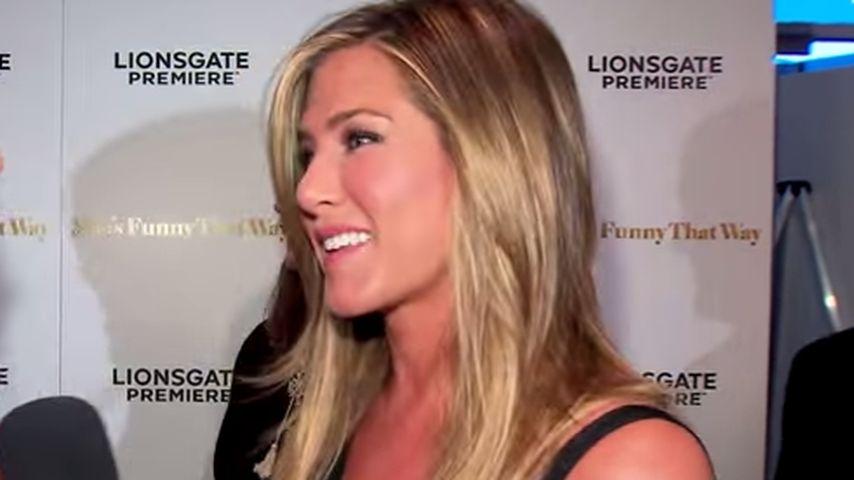 Endlich! Jennifer Aniston spricht über ihre Hochzeit