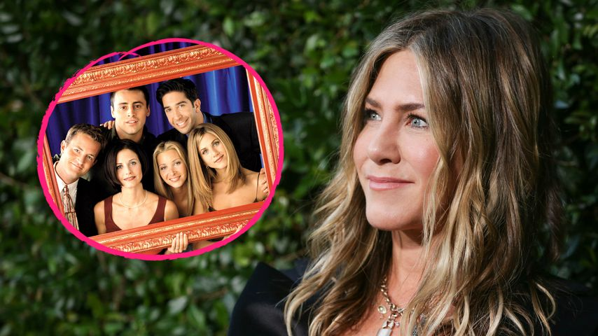 """Mögliches """"Friends""""-Reboot? Das denkt Jennifer Aniston"""
