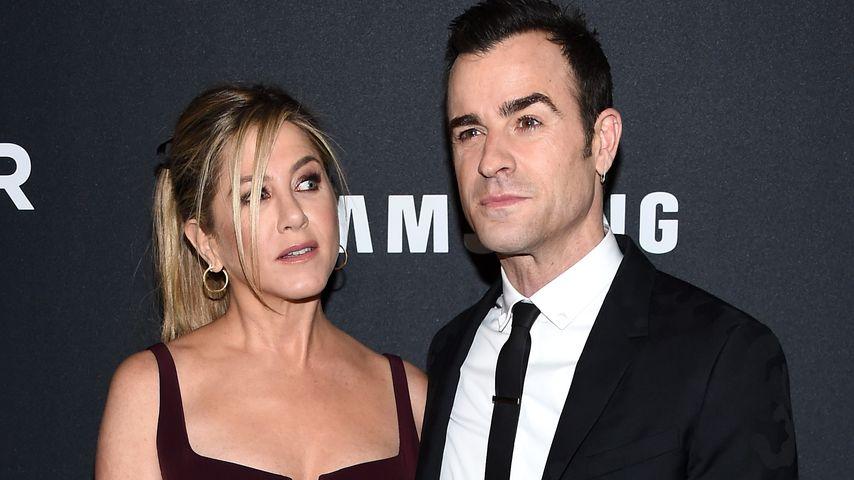 """Jennifer Aniston und Justin Theroux bei der """"Zoolander 2""""-Premiere 2016"""
