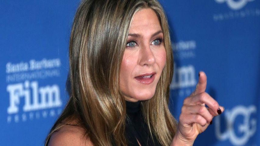 Jennifer Aniston beim Film-Festival in Santa Barbara