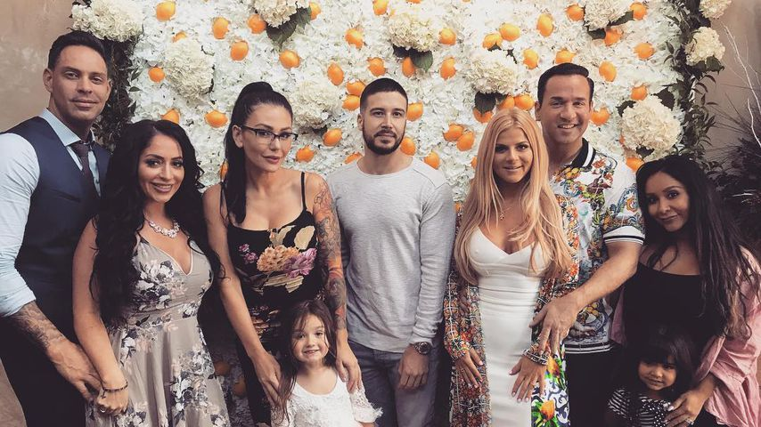 """Nach Trennung: JWoww feiert mit ihrer """"Jersey Shore""""-Familie"""