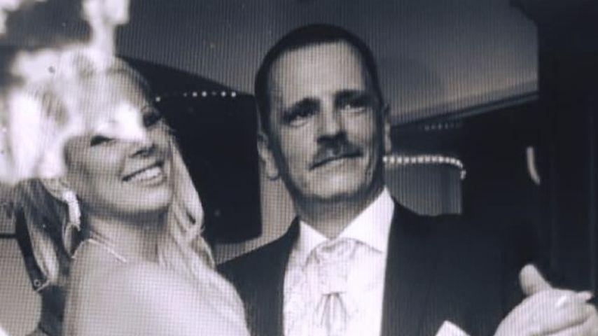 Jennifer Frankhauser mit ihrem Vater